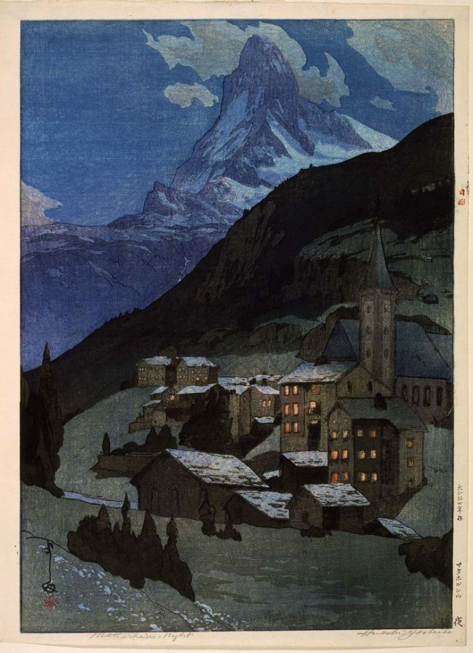 Yoshida Matterhorn